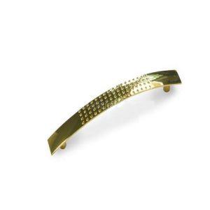 Ручка мебельная KL-90-96M PB (золото)