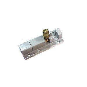 Шпингалет KL-407-1 SN (сатин)