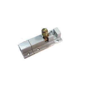 Шпингалет KL-407-2 SN (сатин)