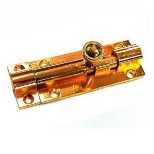 Шпингалет KL-411 PB (золото)