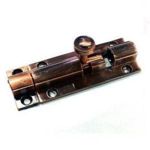 Шпингалет KL-411 AC (медь)