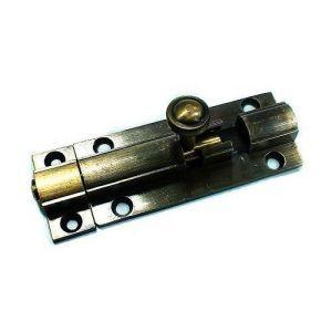 Шпингалет KL-411 AB (бронза)