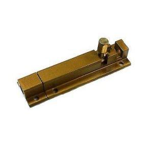 Шпингалет KL-407-4 PB (золото)