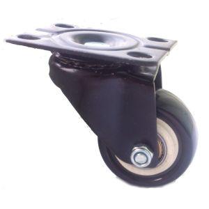 Колесо для мебели  поворотное KL-332  50мм