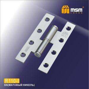 Петля съемная MSM 110мм R110-I SN (комлект 2шт.) правая матов.никель