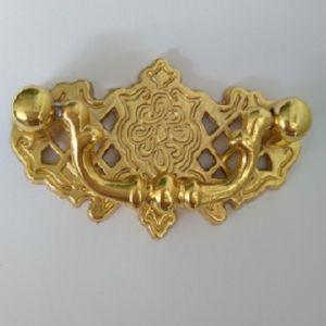 Ручка мебельная KL-2611 PB (золото)