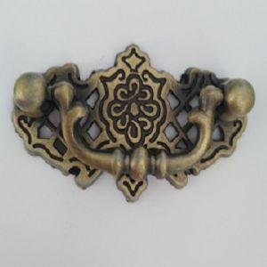 Ручка мебельная KL-2611 AB (бронза)
