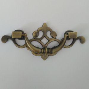 Ручка мебельная KL-2614 AB (бронза)
