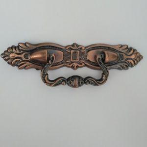 Ручка мебельная KL-3469 AC (медь)