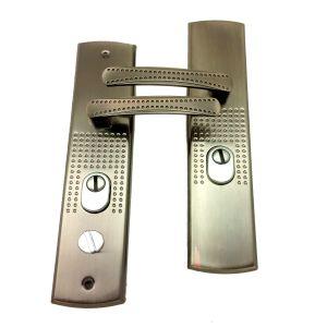 Универсальная ручка для стальных дверей 214