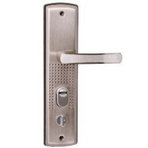 Ручка универсальная СТАНДАРТ РН-СТ-222-L  для стальных кит. дверей левая