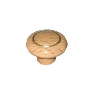 Ручка кнопка мебельная KL-42 (сосна)