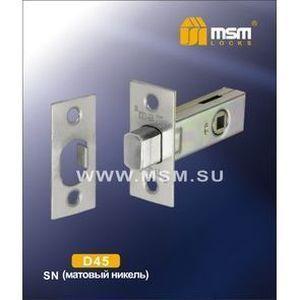 Внутренний механизм задвижка MSM D45 PB золото