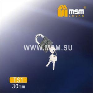 Замок навесной MSM TS1-30