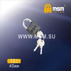 Замок навесной MSM TS1-40