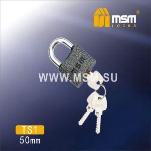 Замок навесной MSM TS1-50