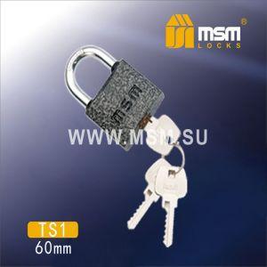 Замок навесной MSM TS1-60