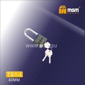 Замок навесной MSM TS1-L40
