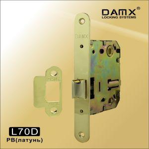 Внутренний механизм с защелкой DAMX L70 PB латунь