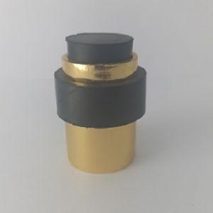 Стопор  NV-1616 PB (золото) 30*45mm