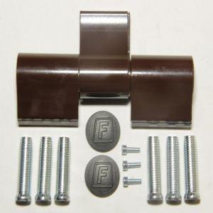 Петля дверная ППД-3 (А) 8017 (2 подшипника)